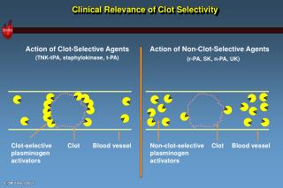 Clinical Relevance of Clot Selectivity
