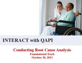 INTERACT with QAPI