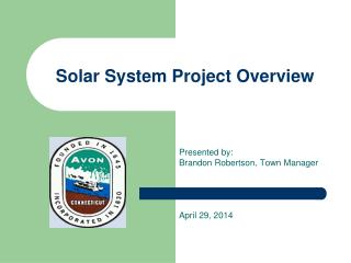 Solar System Project Overview