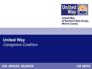 United Way Caregivers Coalition