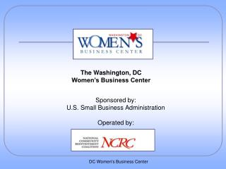 Sponsored by:  U.S. Small Business Administration Operated by: