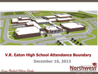 V.R. Eaton High School Attendance Boundary