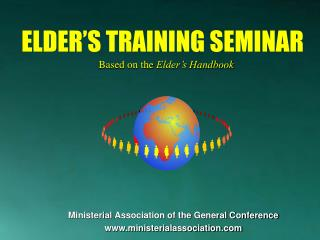 Ministerial  Association of the General Conference  ministerialassociation