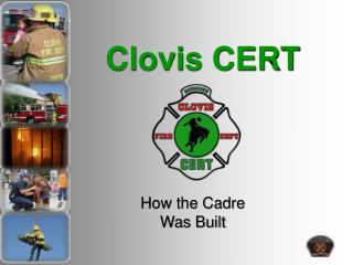 Clovis CERT