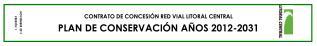 CONTRATO DE CONCESIÓN RED VIAL LITORAL CENTRAL PLAN DE CONSERVACIÓN AÑOS 2012-2031