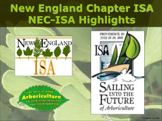 New England Chapter ISA NEC-ISA Highlights