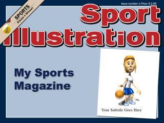 My Sports Magazine
