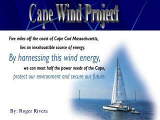 Cape Wind Project