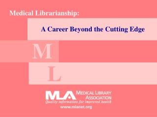 A Career Beyond the Cutting Edge