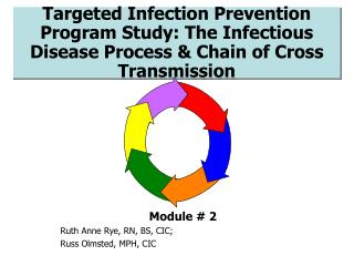Targeted Infection Prevention Program Study: The Infectious  Disease Process  Chain of Cross Transmission