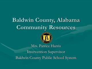 Baldwin County, Alabama Community Resources