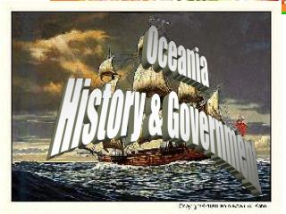Oceania History & Government