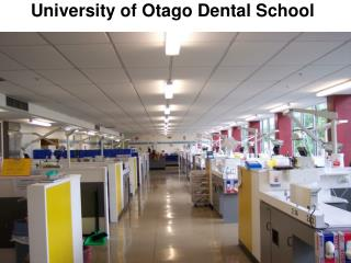 University of Otago Dental School