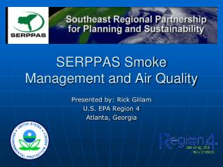 SERPPAS Smoke Management and Air Quality