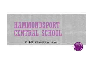 Hammondsport Central School