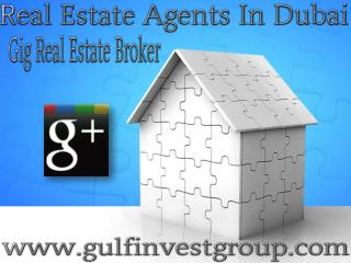 Real Estate Agents In Dubai