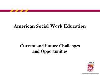 American Social Work Education
