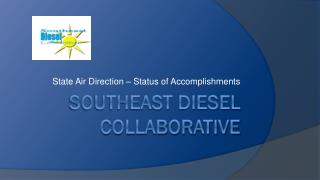 Southeast diesel collaborative