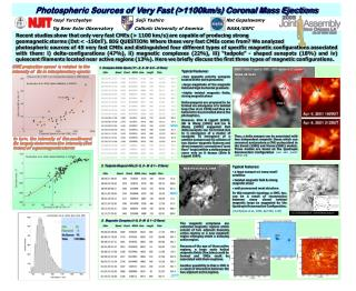 Photospheric Sources of Very Fast (>1100km/s) Coronal Mass Ejections