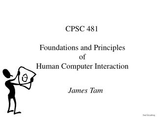CPSC 481