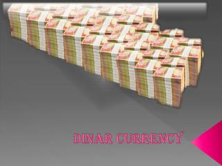 Dinar Currency - Selling Currency In Iraq