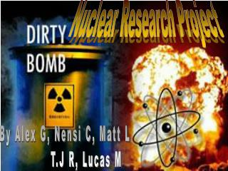 Nuclear Research Project