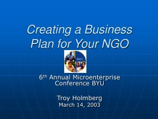 Creating a Business Plan for Your NGO