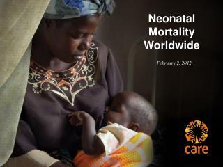 Neonatal Mortality Worldwide