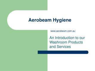 Aerobeam Hygiene