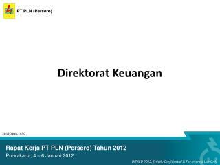 Direktorat Keuangan