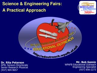 Science & Engineering Fairs: A Practical Approach