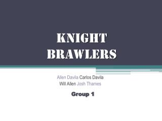 Knight Brawlers