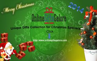 The Perfect Christmas Gift @ Online Gifts Galore - Dec 2014
