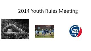 2014 Youth Rules Meeting