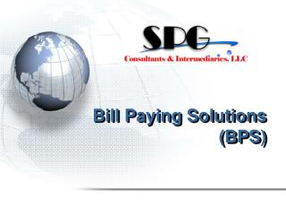 Bill Paying Solutions (BPS)
