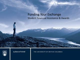 Funding Your Exchange Student Financial Assistance & Awards