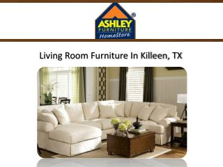 Living Room Furniture In Killeen, TX