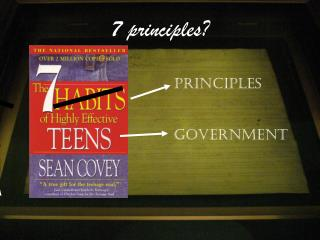 7 principles?