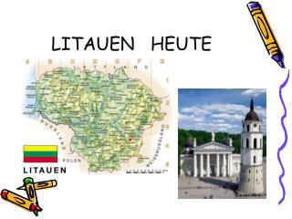 LITAUEN   HEUTE