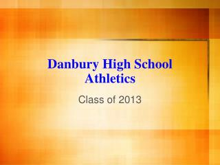 Danbury High School Athletics