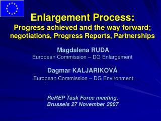 Enlargement process