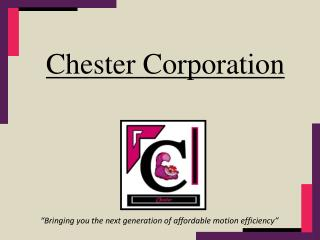 Chester Corporation