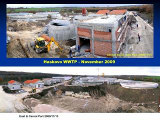 Haskovo WWTP - November 2009