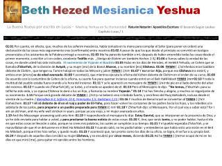 Beth Hezed Mesianica Yeshua