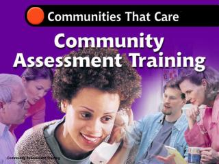 Community Assessment Training