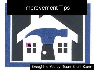 Improvement Tips
