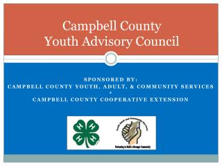 Campbell County  Youth Advisory Council