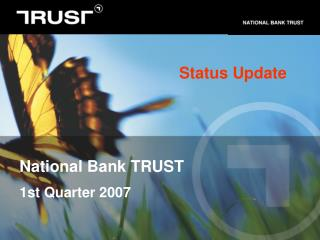 National Bank TRUST