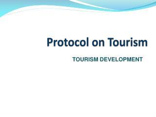 Protocol on Tourism