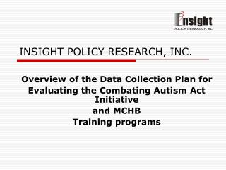 INSIGHT POLICY RESEARCH, INC.